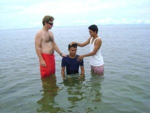 Jilian's Baptism
