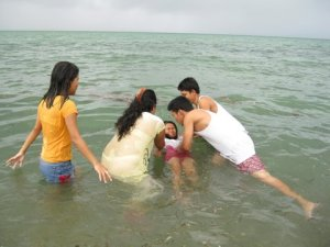 Analyn's Baptism